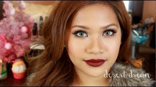 Colored Contacts For Dark Brown Eyes: Desio Review | makeupbyritz