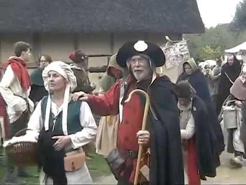 2010 - Eindhoven ( NL ) Kirmes im Mittelalter