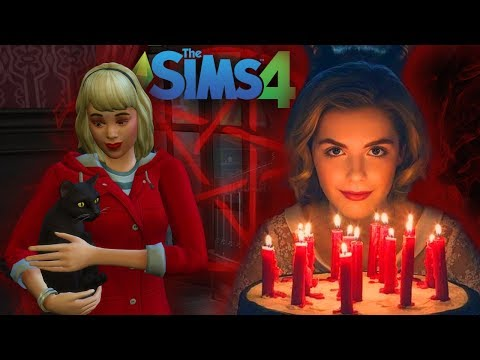 THE CHILLING ADVENTURES OF SABRINA!   Sims 4