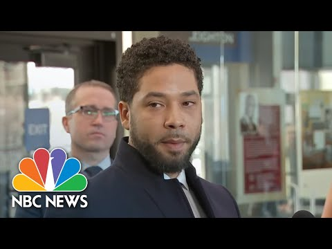 Adrian Long -  Prosecutors drop all charges against 'Empire' actor Jussie Smollett