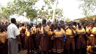 # 1 - Obuasi Independence M/A (Municipal Assembly) Middle School in Ghana