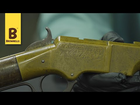 From The Vault: Original Civil War Henry Repeating Rifle