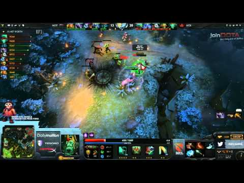 SNA vs NoT - Dota 2 Champions League - Game 2