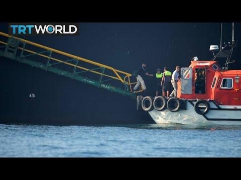 Iran Oil Tanker: Gibraltar releases Iranian oil tanker