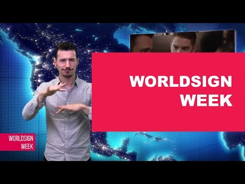 WORLDSIGN | Manchester Attack, Trump's International Trip, Deaf Actors got Series Deal and more…