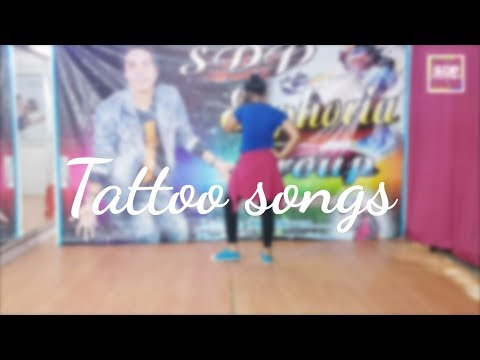 Tatto songs abcd 2 movie
