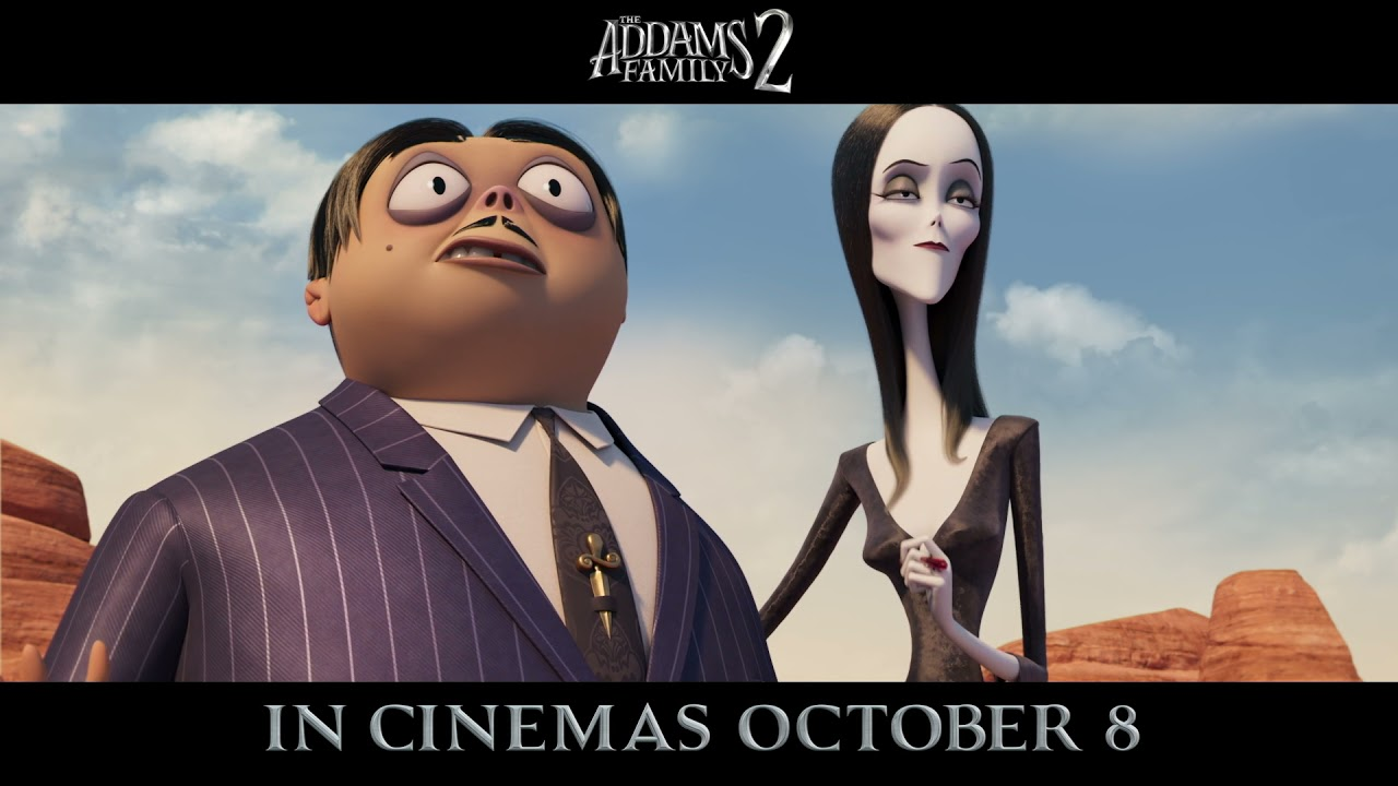 Download The Addams Family 2 - Family 30s - In Cinemas October 8