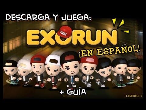 Juguemos #EXORUN!!! GUÍA + DESCARGA (kpop♥)