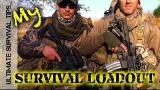 25 lb Tactical / Survival Loadout + 72 Hour Bug Out Survival Kit - Best Budget Tactical Chest Rig?