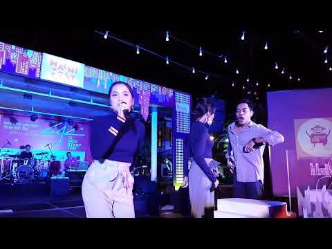 Feels Happy Cover - GAC (Gamaliél Audrey Cantika) Live At Flavor Bliss Alam Sutera