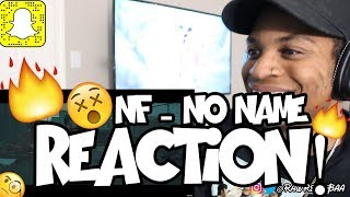 NF - NO NAME REACTION!! 🔥😱