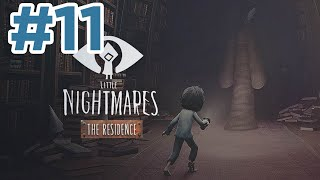 La Residencia - Little Nightmares - Cap. 11