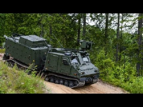BAE Systems BvS10 BEOWULF (All Terrain Vehicle)