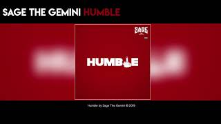 Humble Produced by Sage The Gemini.mp3