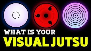 What is your Viṡual Power? (Naruto + Boruto)