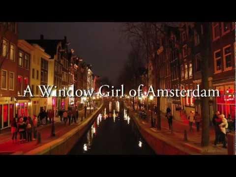 A WINDOW GIRL OF AMSTERDAM: novel