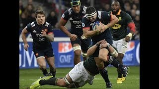 France - Afrique du Sud : Le résumé