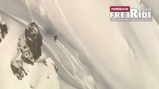 Candide Thovex - Nissan Freeride de Chamonix-Mont-Blanc