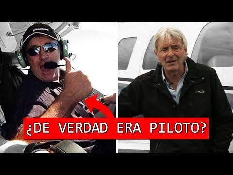 El MISTERIOSO piloto del avión de Emiliano Sala