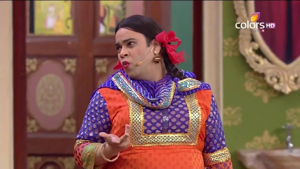 Comedy Nights With Kapil - Dream Girl, Hema Malini - 5th January 2014 - Full Episode (HD)
