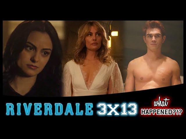 RIVERDALE 3x13 Recap: Boxing, Baptisms & Veronica vs Gladys - 3x14 Promo