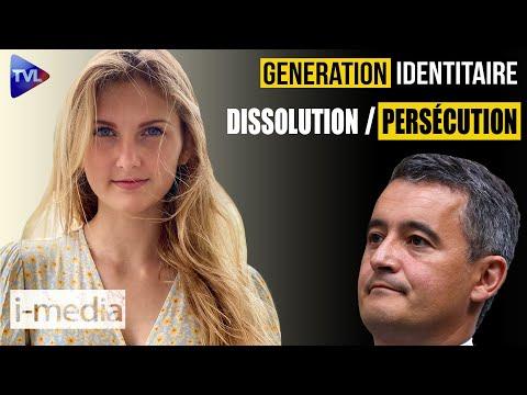 I-Média n°336 – Génération Identitaire : dissolution et persécution