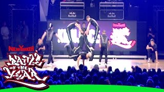 INTERNATIONAL BOTY 2015 - KIENJUICE (BELARUS) SHOWCASE [BOTY TV]