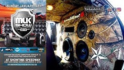 MLK Show 2018 in Tampa Florida Car Audio Show & SPL Comp with Basshead TV