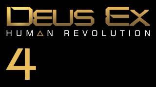 Прохождение Deus Ex: Human Revolution (с живым комментом) Ч. 4