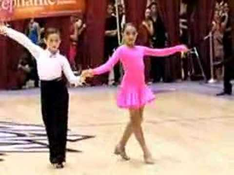 Rumba (Nathaniel & Lucy, 2006-11-11)