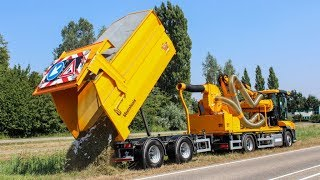 Bretrac  Snelverkeer maaivoertuig || Jan Veenhuis Herder Van Ginkel Trucks