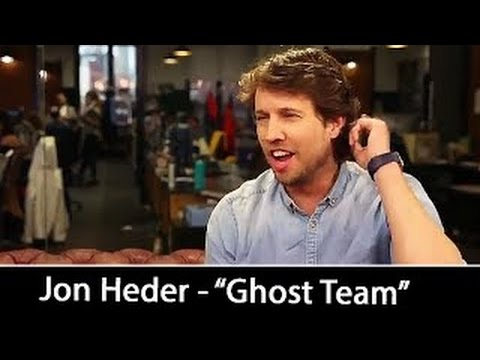 Jon Heder talks Ghost Team movie (Interview) | August 10, 2016