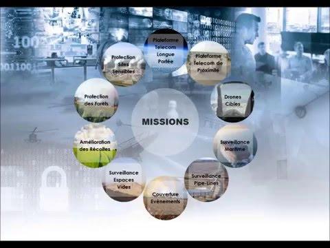 Aeronautic Space Technologies société & produits VF avec Voix Off 20160320