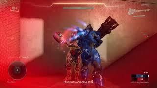 Halo 5 Guardians: Russet Pt 3 - Super Fiesta (720p) HD Gameplay