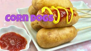 Corn Dogs / Corn Dogs without cornmeal