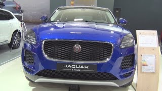 Jaguar E-Pace S (2020) Exterior and Interior