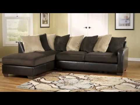 Superieur Gemini Chocolate Sectional. Coleman Furniture Online