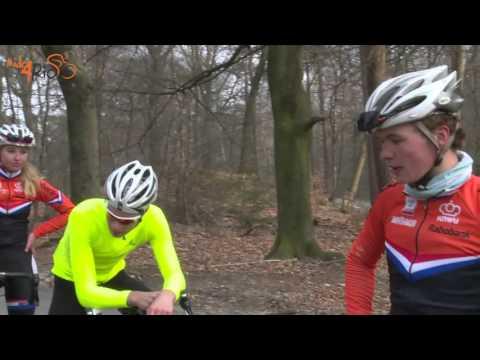Ride4Rio - KNWU talenten op Papendal