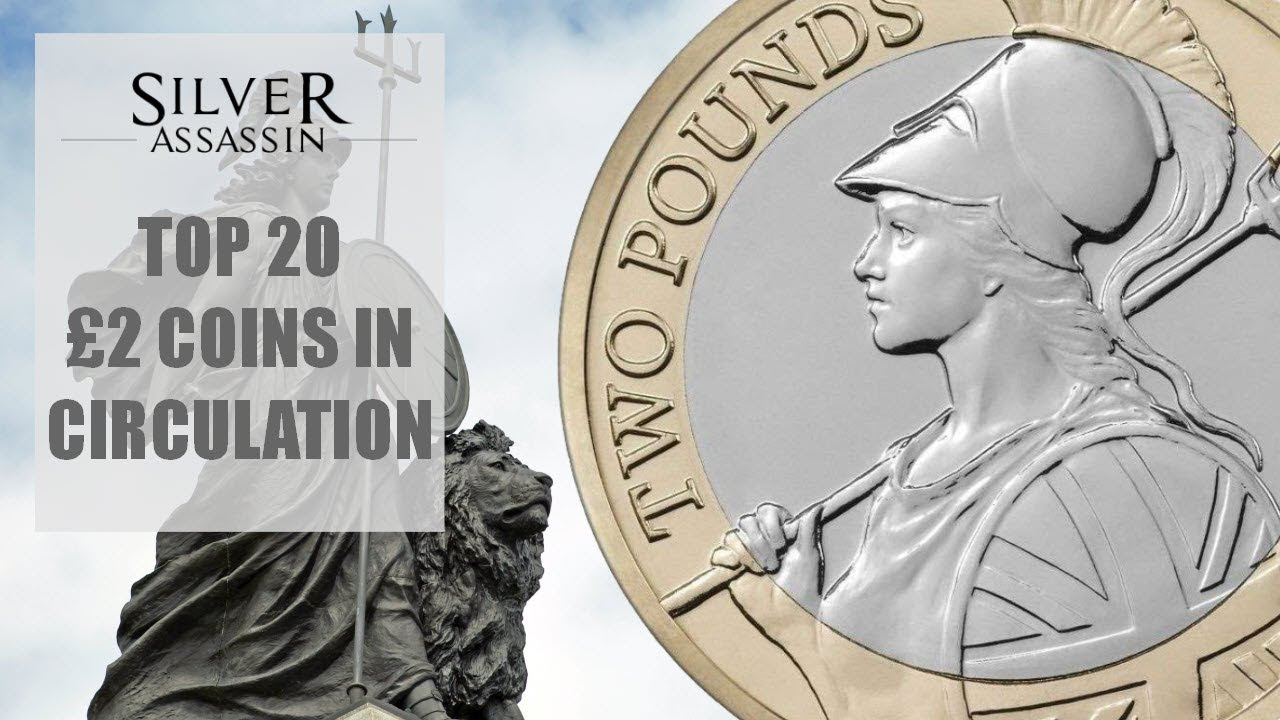 £2 Coins | Top 20 Rare Circulation Coins (2020)