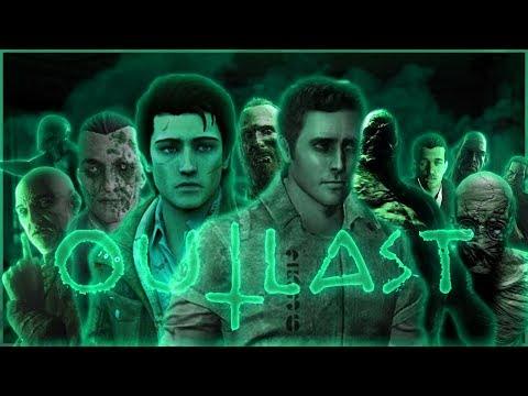 Outlast - Истории всех главных персонажей (feat.Camrist)