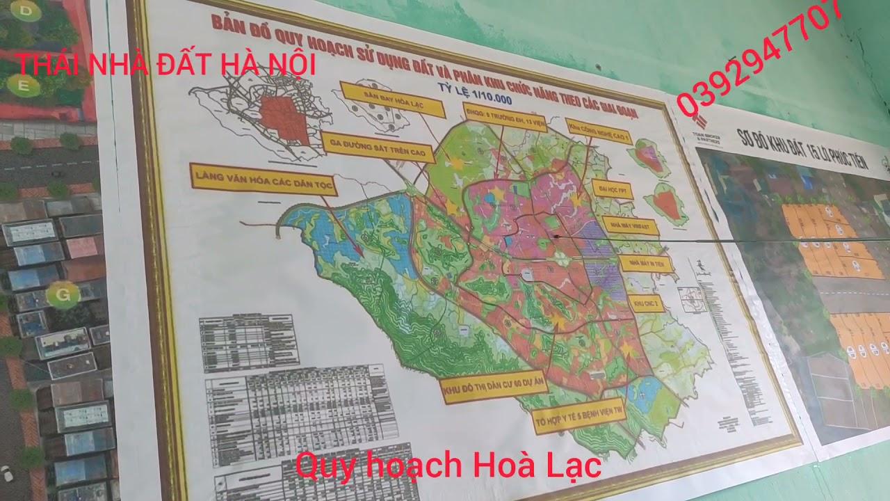 image Quy hoạch Hoà Lạc Hà Nội - Thái nhà đất 0392947707