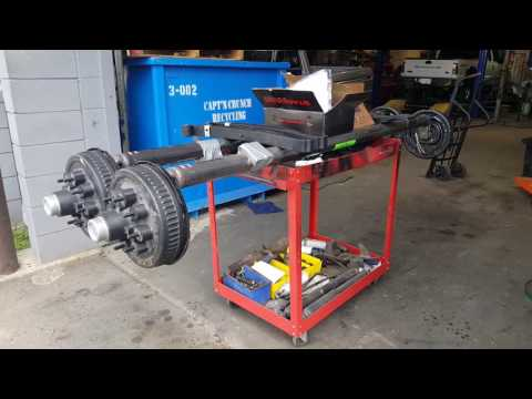 Trailer Parts And Trailer Axles Abbotsford BC Canada