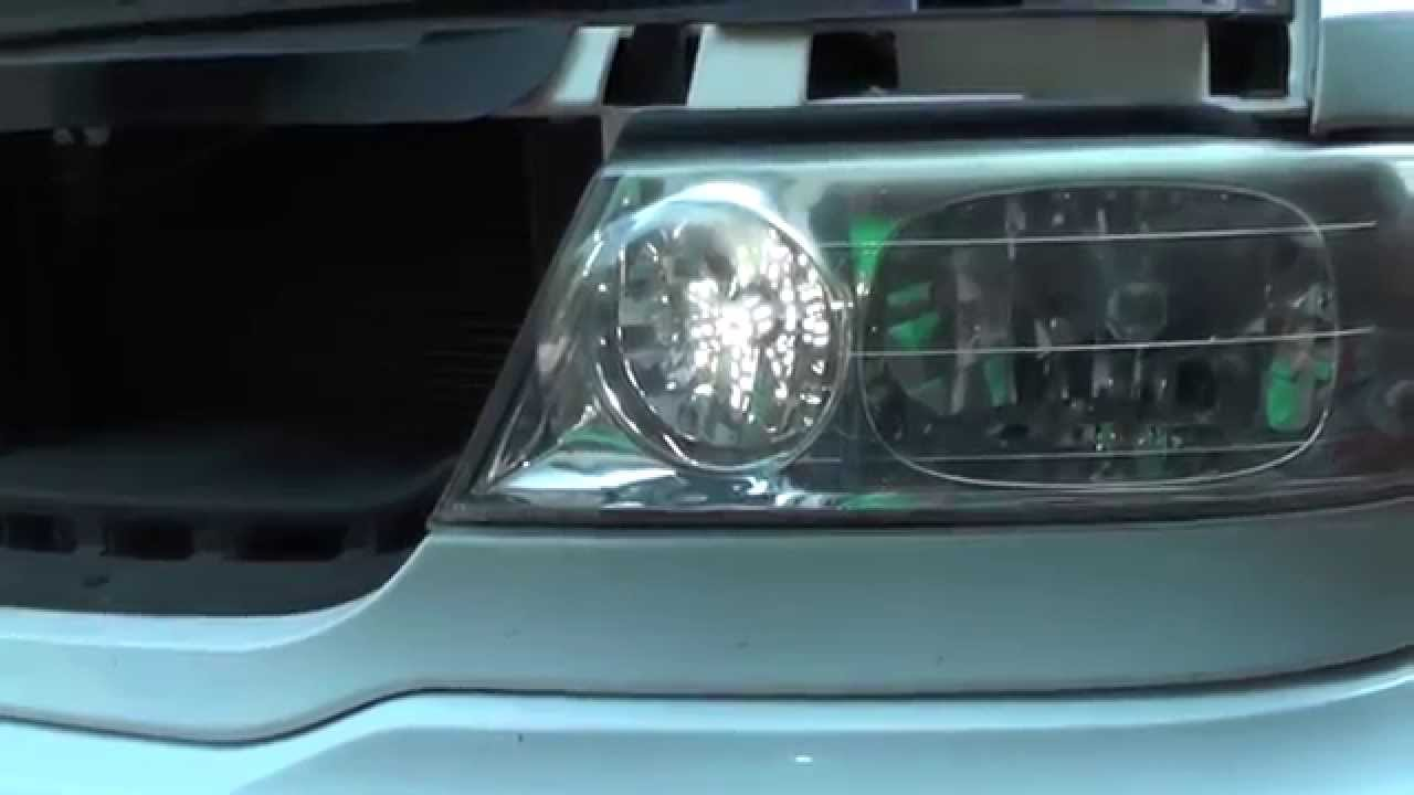 lincoln navigator led turn signal bulbs [ 1280 x 720 Pixel ]