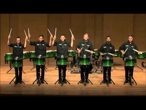 UNT Snare Line Fall 2015