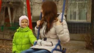 """""""Доча и Мама"""" песня для детей."""