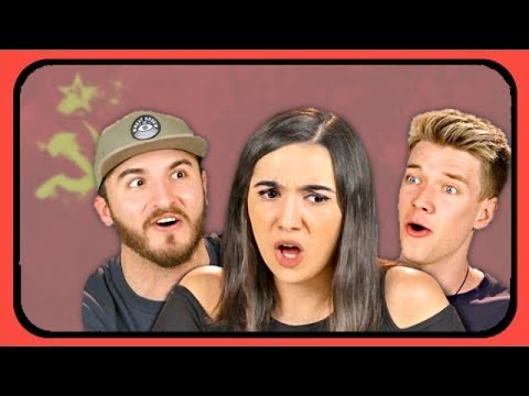 YouTubers React to Real Music