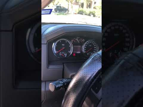 2011 Ram 2500 Abs Light And Service 4wd Light Pops On