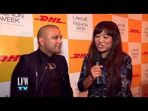 LFW TV Special Films: DHL presents Mawi's Indian Odyssey featuring Gaurav Gupta at LFW SR 14
