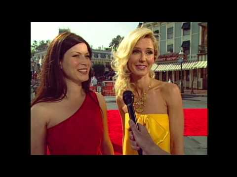 Pirates of the Caribbean: At World's End: Vanessa Branch & Lauren Maher Premiere