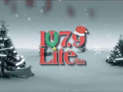KXLT 107.9 Lite FM Christmas spot :30